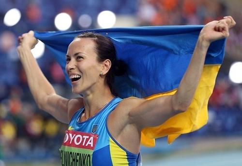 Легкая атлетика. Анна Мельниченко названа спортсменкой года в Украине