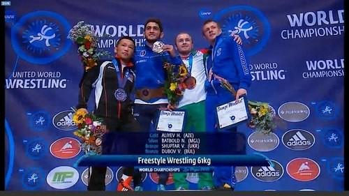 Україна виграла чемпіонат світу з боротьби