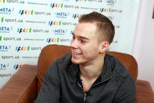 Sport.ua, Олег Верняев