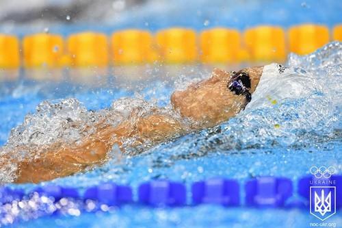 Украинка установила рекорд Кубка мира поплаванию
