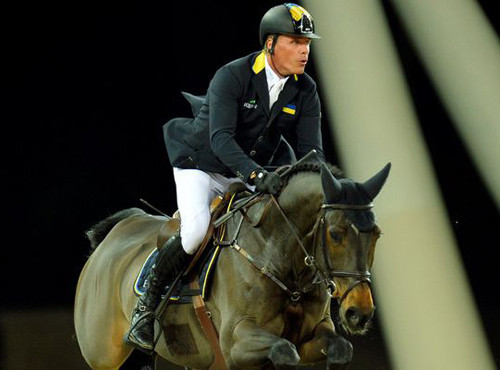 Сборная Украины поконкуру непоедет наКубок наций— Онищенко «загнал» лошадей