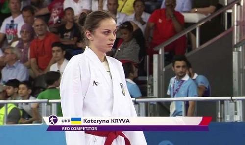 Екатерина Кривая стала чемпионкой Европы покаратэ