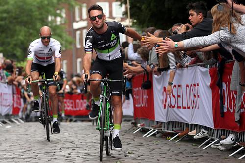 Француз Демар стал победителем четвертого этапа веломногодневки «Тур деФранс»