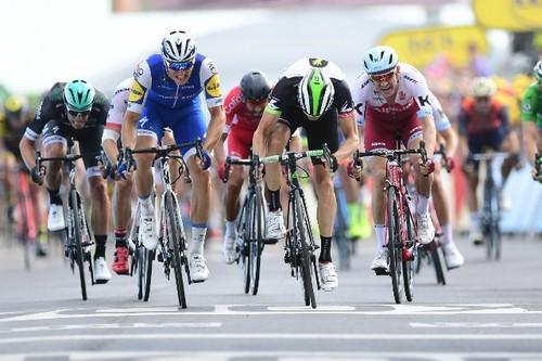 Киттель одержал свою 12-ю победу наэтапах Тур деФранс