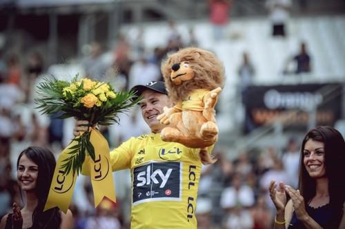 Фрум в 4-й раз за 5 лет одержал победу Тур деФранс