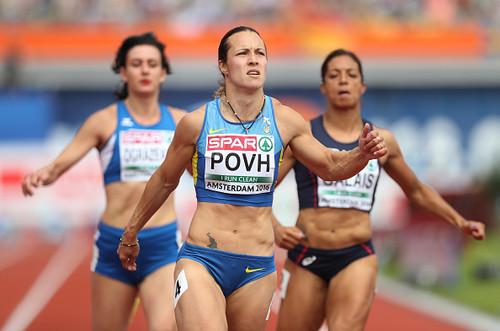 ІААФ відсторонила двох українок від участі вЧС злегкої атлетики