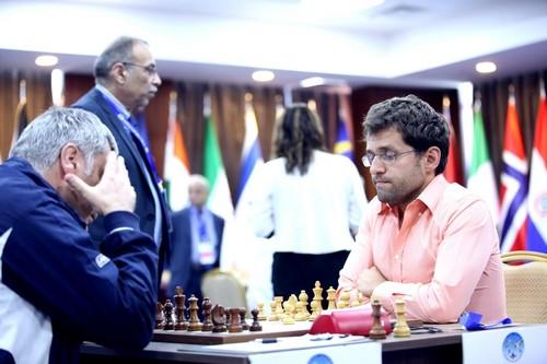 Два русских шахматиста пробились вчетвертьфинал Кубка мира