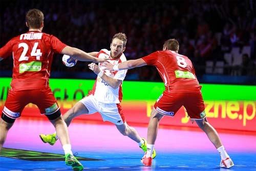 Русские гандболисты обыграли японцев встартовом матче чемпионата мира