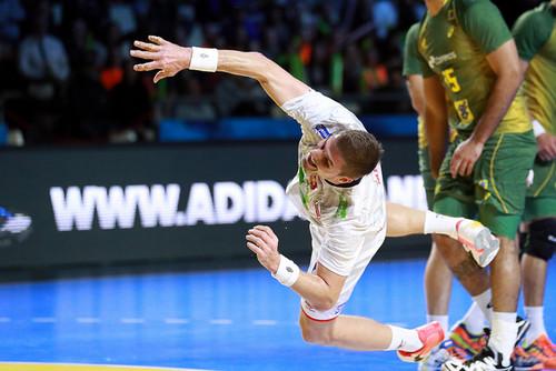 Гандбол, Российская Федерация - Бразилия онлайн видео трансляция чемпионата мира воФранции-2017, смотреть