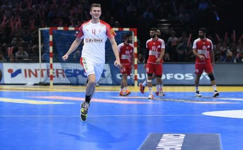 Белорусские гандболисты выиграли уСаудовской Аравии начемпионате мира