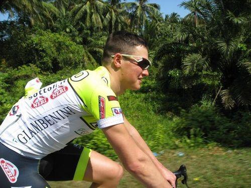 Украинский велогонщик скончался в31 год