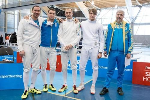 Украина выиграла «серебро» этапа Кубка мира пофехтованию вКанаде