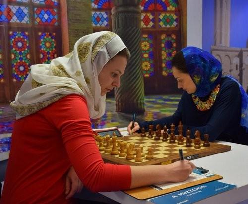 Анна Музычук пробилась вполуфиналЧМ пошахматам вТегеране