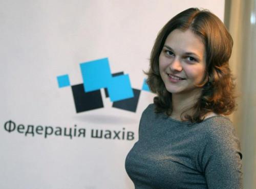 Украинка Музычук сыграла вничью первую партию финалаЧМ пошахматам