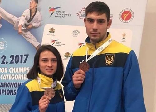 Чемпионкой Европы потхэквондо стала ростовчанка Полина Хан