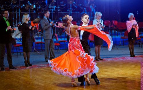 Международные конкурсы детей по танцам