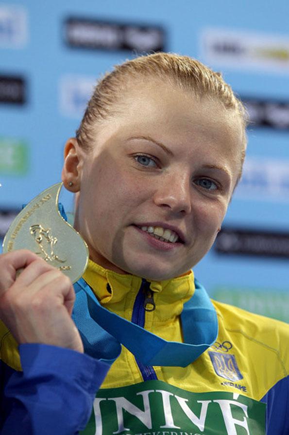 Украинские спортсмены выиграли  две бронзовые медали на этапе Гран-при по прыжкам в воду в Германии